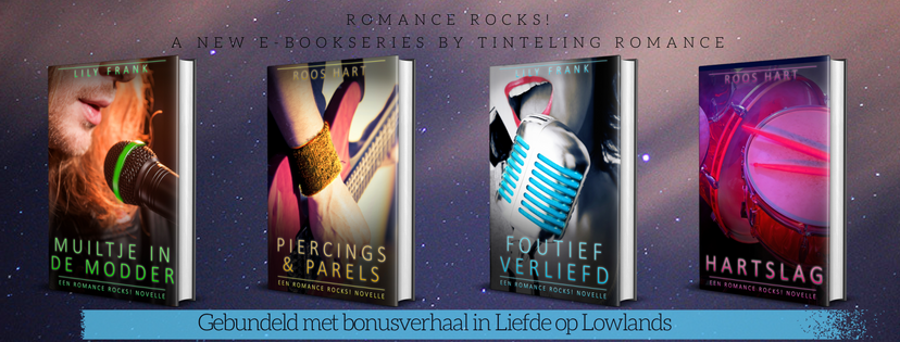 Romance Rocks! bij Bibliotheek Flevomeer